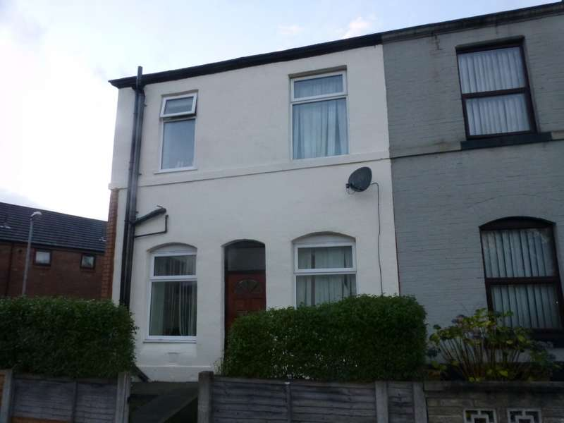 2 Bedrooms End Of Terrace House for sale in Deal St, Bury, Lancashire, BL9