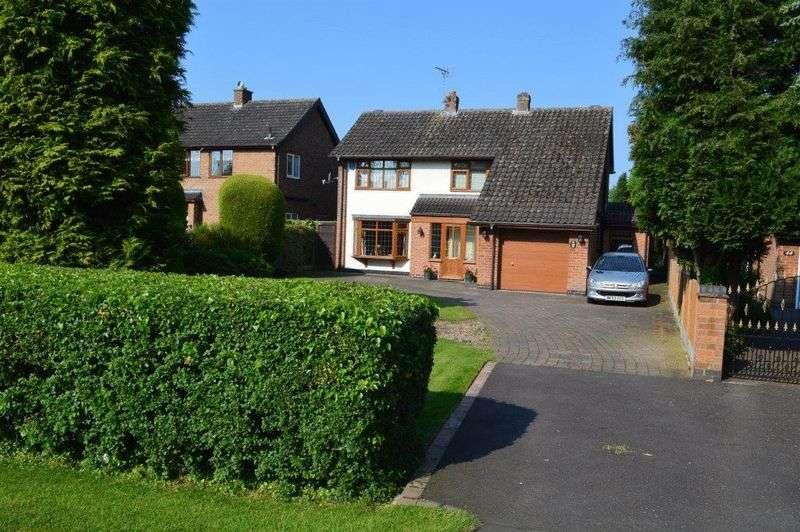 4 Bedrooms Detached House for sale in Park Lane, Sutton Bonington