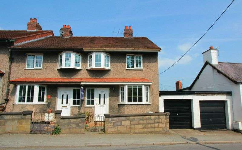 3 Bedrooms Semi Detached House for sale in Mwrog Street, Ruthin