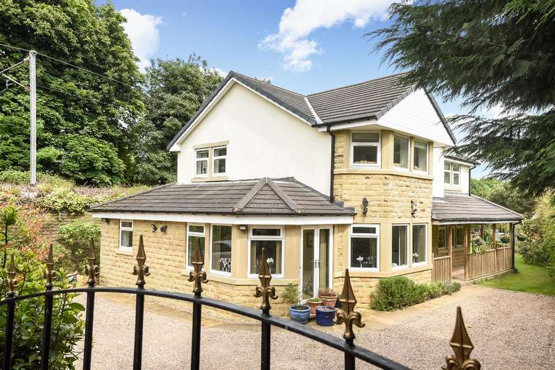 4 Bedrooms Detached House for sale in Woodlands Close, Apperley Bridge, Bradford, BD10 0PF