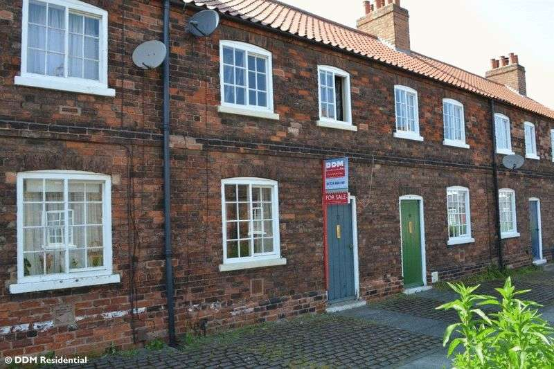 2 Bedrooms Mews House for sale in Redbourne Street, Scunthorpe