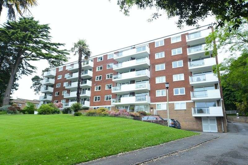 2 Bedrooms Flat for sale in Spacious Two Bedroom Apartment on Branksome Wood Road in need of Refurbishment