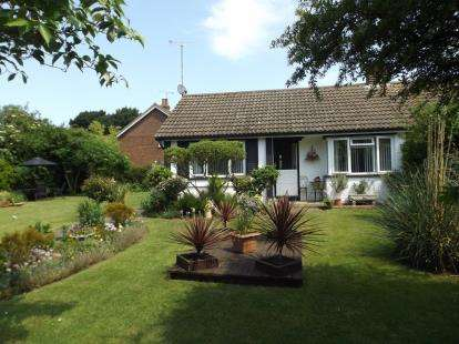 2 Bedrooms Bungalow for sale in Ufford, Woodbridge, Suffolk