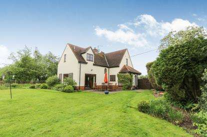 4 Bedrooms Detached House for sale in The Cinques, Gamlingay, Sandy, Cambridgeshire
