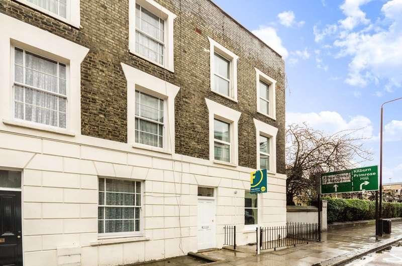 2 Bedrooms Flat for sale in Bayham Street, Camden Town, NW1