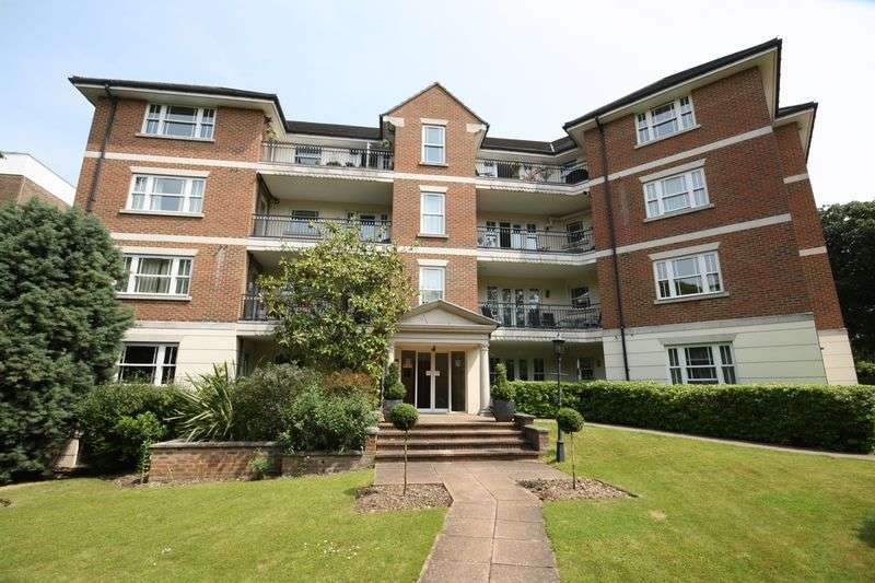 2 Bedrooms Flat for sale in Sunset Avenue, Woodford Green