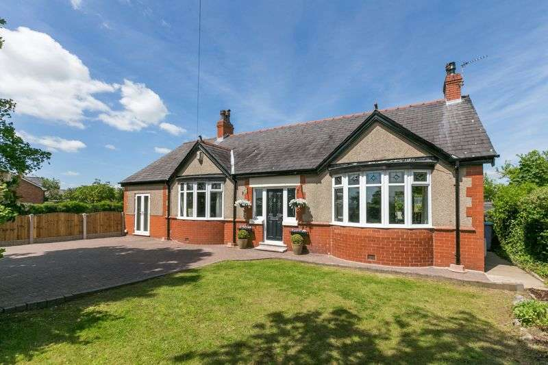 3 Bedrooms Detached House for sale in Moor Road, Croston, PR26 9HP