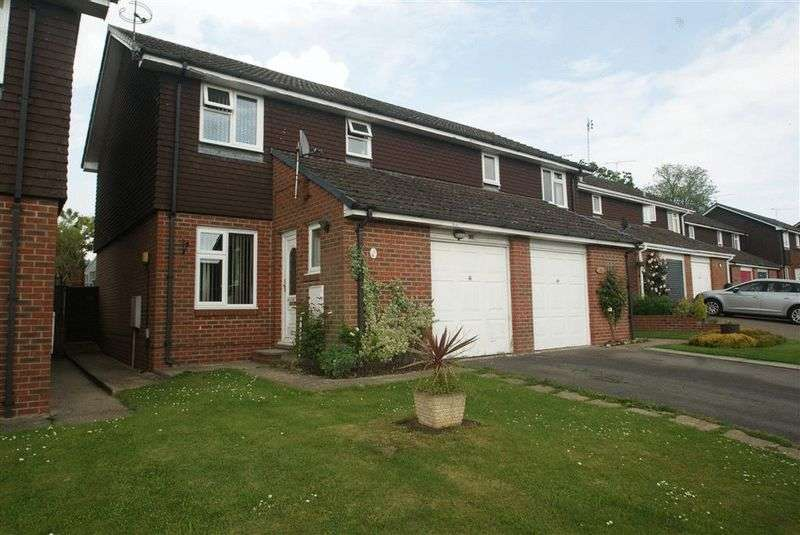 3 Bedrooms Semi Detached House for sale in Richborough Drive, Charlton