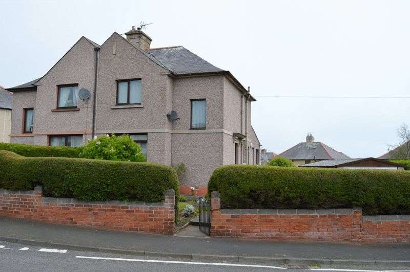 3 Bedrooms Semi Detached House for sale in St. Georges Road, Berwick-Upon-Tweed