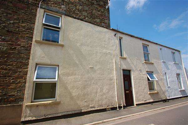 2 Bedrooms Semi Detached House for sale in BATH PLACE, LYDNEY