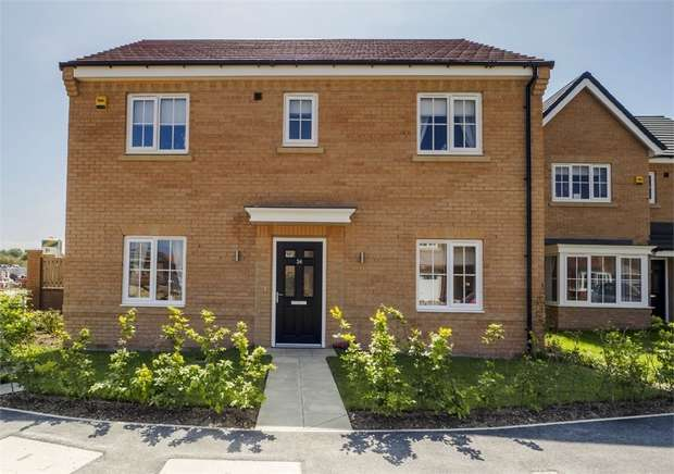 4 Bedrooms Detached House for sale in Brookfield Avenue, Middlesbrough, North Yorkshire