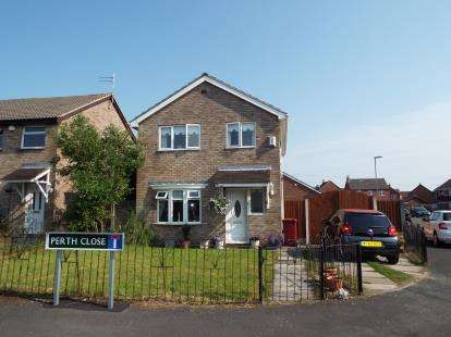 4 Bedrooms Detached House for sale in Perth Close, Liverpool, Merseyside, L33