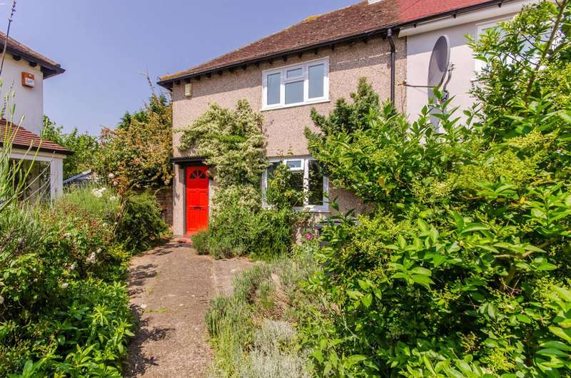 3 Bedrooms Semi Detached House for sale in Rosemont Road, New Malden, KT3