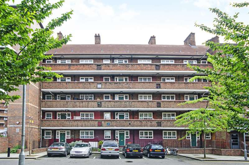 2 Bedrooms Flat for sale in Pembury Road, Hackney, E5
