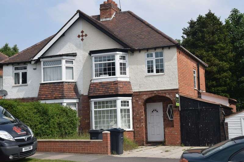 4 Bedrooms Semi Detached House for rent in 4 Bedroom House Share Near QE Hospital / University