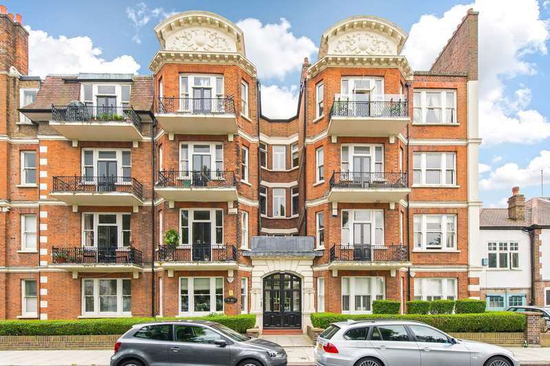 4 Bedrooms Flat for sale in Hauteville Court, London, W6
