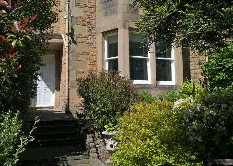 2 Bedrooms Flat for sale in 12A Abinger Gardens, Murrayfield, Edinburgh, EH12 6DE