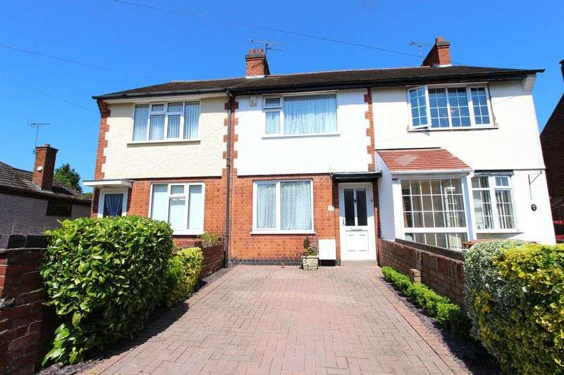 2 Bedrooms Semi Detached House for sale in Park Road, Ratby