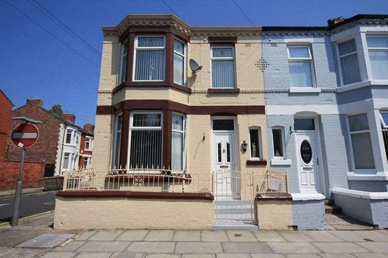 3 Bedrooms Terraced House for sale in Haldane Road, Walton, Liverpool, L4