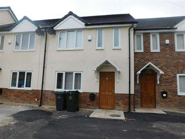 3 Bedrooms Town House for sale in Trenholme Avenue, Woodside, Bradford
