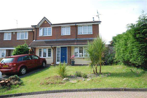 4 Bedrooms Detached House for sale in Harrison Close, Rochdale