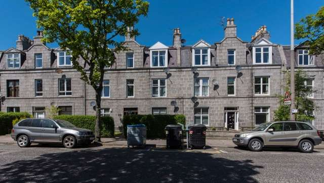 2 Bedrooms Flat for sale in Union Grove, Aberdeen, Aberdeenshire, AB10 6TR