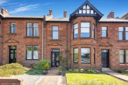 4 Bedrooms Terraced House for sale in De Walden Terrace, Kilmarnock