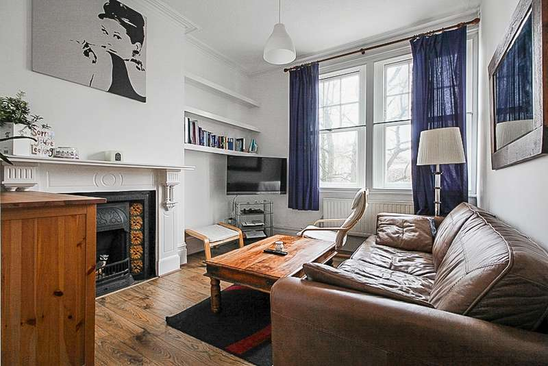 1 Bedroom Flat for sale in Station Parade, Balham High Road, London, London, SW12