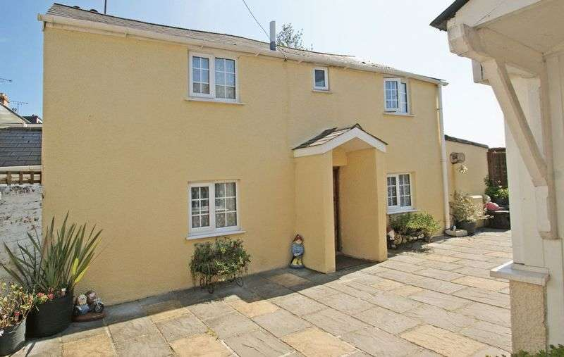 3 Bedrooms Cottage House for sale in Period cottage in private position. The Strand, Starcross