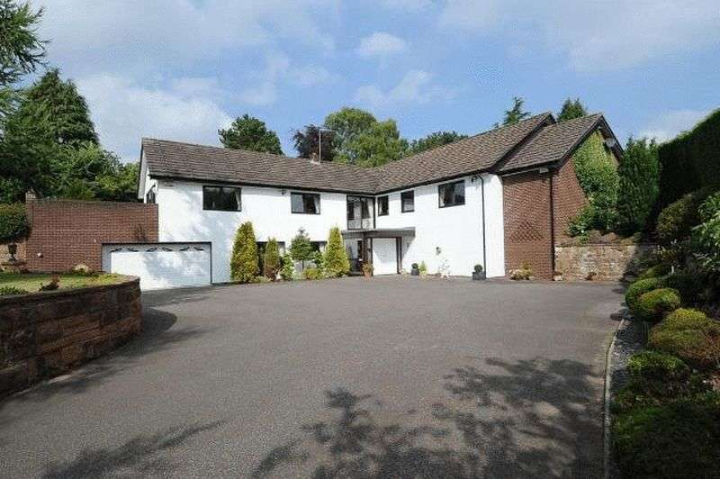 4 Bedrooms Detached House for sale in Gayton Lane, Gayton, Wirral