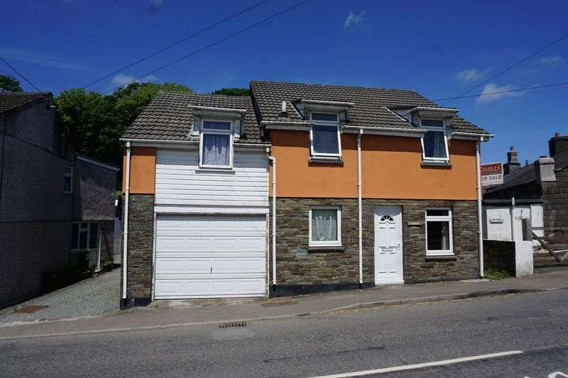 3 Bedrooms Detached House for sale in South Petherwin, Launceston