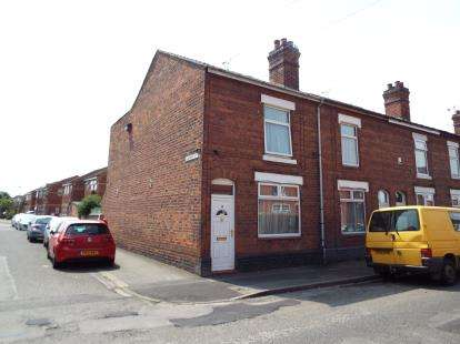2 Bedrooms House for sale in Bedford Street, Crewe, Cheshire
