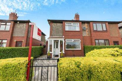 3 Bedrooms Semi Detached House for sale in Dewsnap Lane, Dukinfield, Greater Manchester, United Kingdom