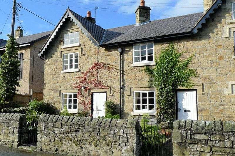 3 Bedrooms Terraced House for sale in Glan yr afon, Llanasa