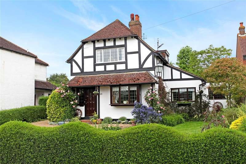 4 Bedrooms Detached House for sale in Burpham Lane, Guildford, Surrey, GU4