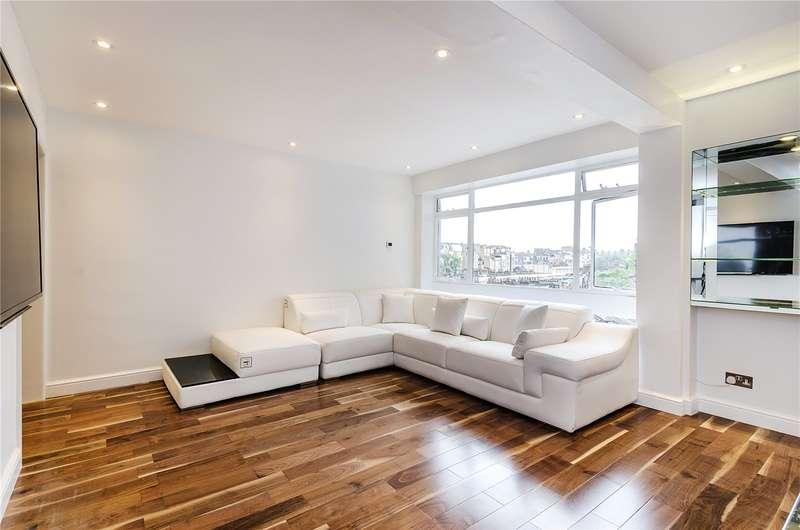 1 Bedroom Flat for sale in Hereford House, 11 Ovington Gardens, London, SW3