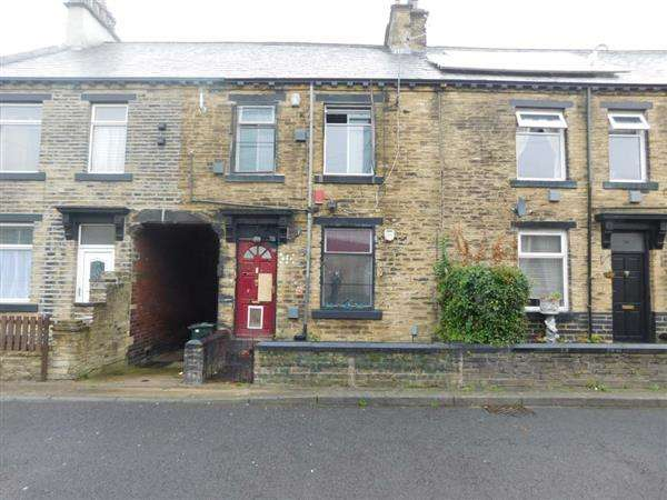 2 Bedrooms Terraced House for sale in Rathmell Street, Bankfoot, Bradford