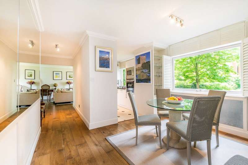 3 Bedrooms Flat for sale in Park Close, Holland Park, W14