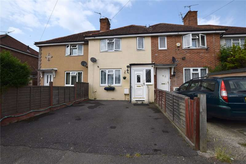 2 Bedrooms Terraced House for sale in Honiton Road, Reading, Berkshire, RG2
