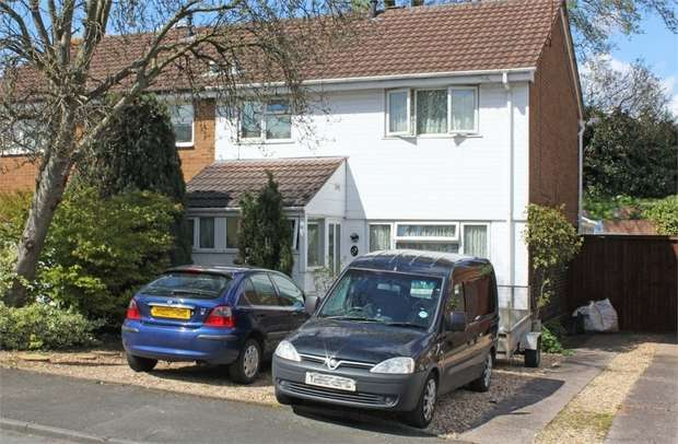 3 Bedrooms Semi Detached House for sale in Sherwood Road, Stourbridge, West Midlands