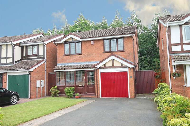 3 Bedrooms Detached House for sale in Ottery, Hockley, Tamworth, B77 5QH