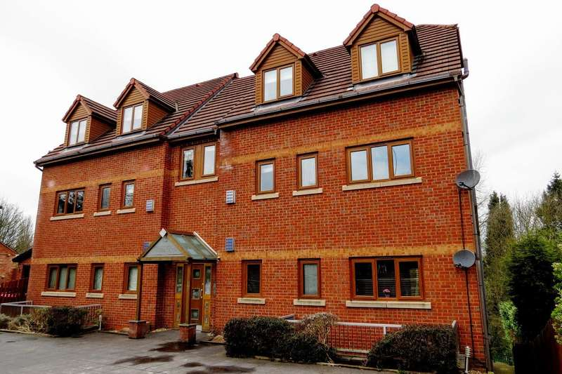 2 Bedrooms Flat for sale in Folly Lane, Swinton, Manchester