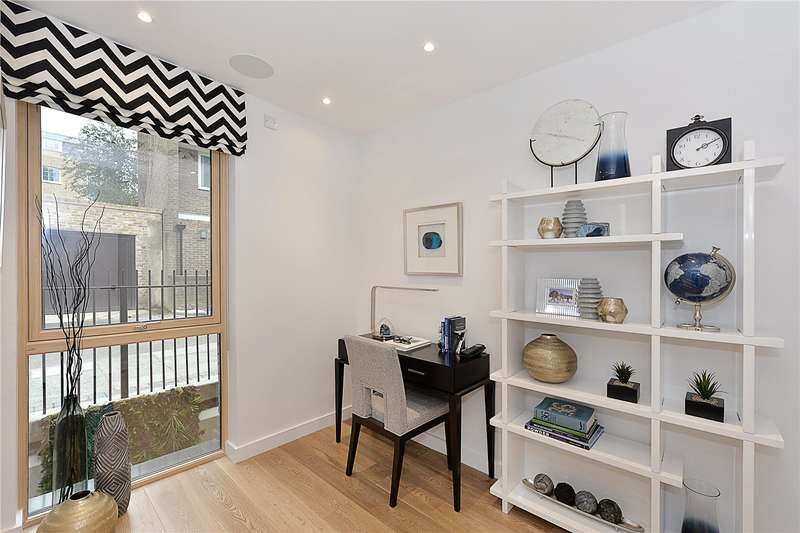 3 Bedrooms House for sale in Canonbury Cross - Townhouses, 23 Edward's Cottages, N1