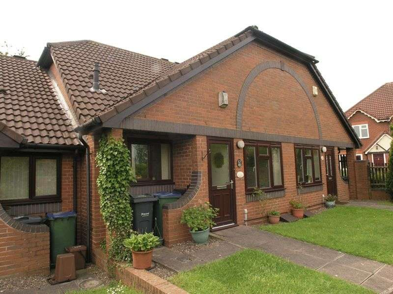 2 Bedrooms Semi Detached Bungalow for sale in Chatwins Wharf, Tipton
