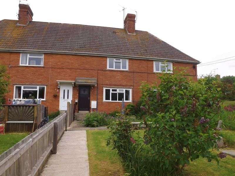 3 Bedrooms Terraced House for sale in St James Terrace, Hardington Moor