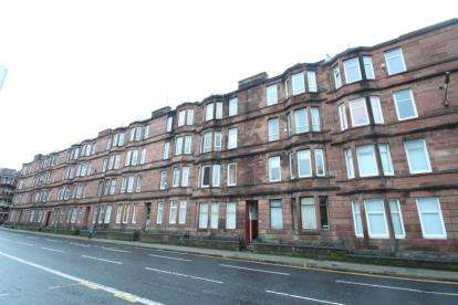 2 Bedrooms Flat for sale in Cumbernauld Road, Dennistoun