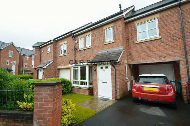 3 Bedrooms Terraced House for sale in Drayton Street Hulme M15 5ll Manchester