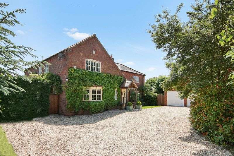 4 Bedrooms Detached House for sale in Scopwick LN4