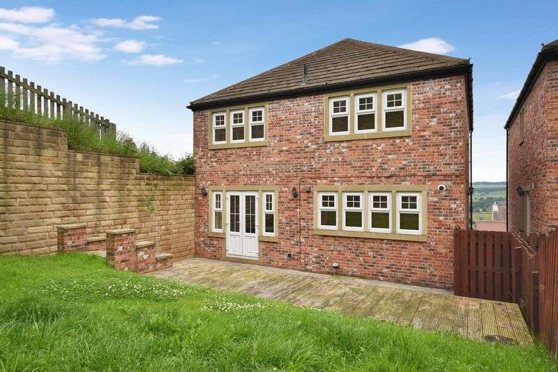 5 Bedrooms Detached House for sale in Whitley Road, Thornhill