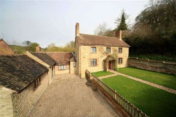 4 Bedrooms Detached House for sale in Bourton, Much Wenlock
